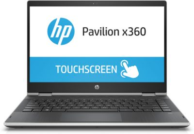 Hp Pavilion X360 14-Cd1017la Core I3 2.10-3.90 Ghz 4Gb 500Gb 14 Touch Hd Win 10 Home - VS-HP-4PE96LA