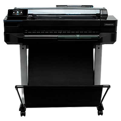 Impresora De 24 Hp Designjet T520 CQ890C 24-in de Gran Formato Color - VS-HP-CQ890C