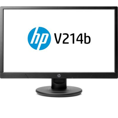 Hp Monitor V214b 20.7 Lcd Fhd Widescreen Negro - HP-3FU54AA