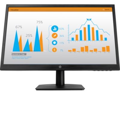 Monitor Led Hp 21.5 N223 Resolución (1920 X 1080) Vga-Hdmi Vesa 100 - VS-HP-3ML60AA