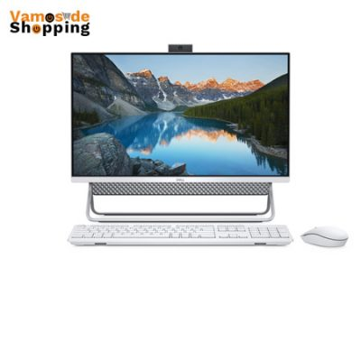 Inspiron 5490 Aio Intel Core I7-10510U Hasta 4.9Ghz 16Gb Ram 256Gb Ssd + 1 Tb Hdd - VS-DELL-1GP29
