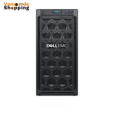 Servidor Dell Poweredge T140 De Torre Xeon E-2124 3.3 Ghz 8Gb 2Tb Dvd-Rom No Sistema Operativo - VS-DELL-BBT140Q3FY20