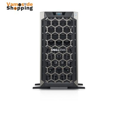 Servidor Dell PowerEdge T340 De Torre Xeon E-2124 3.3Ghz 8Gb 1Tb - VS-DELL-T3408G1T3Y